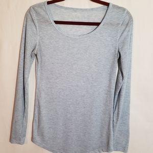 Mossimo long sleeve tee shirt.  A76